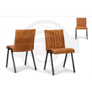 Industriële stoel Line - zonder armleuning S001