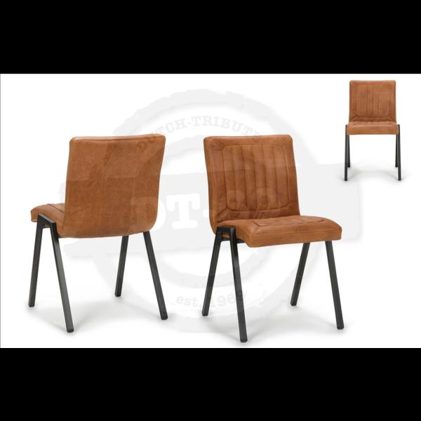 Industriële stoel Framed - zonder armleuning S011