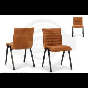 Industriële stoel Stripe - zonder armleuning S003