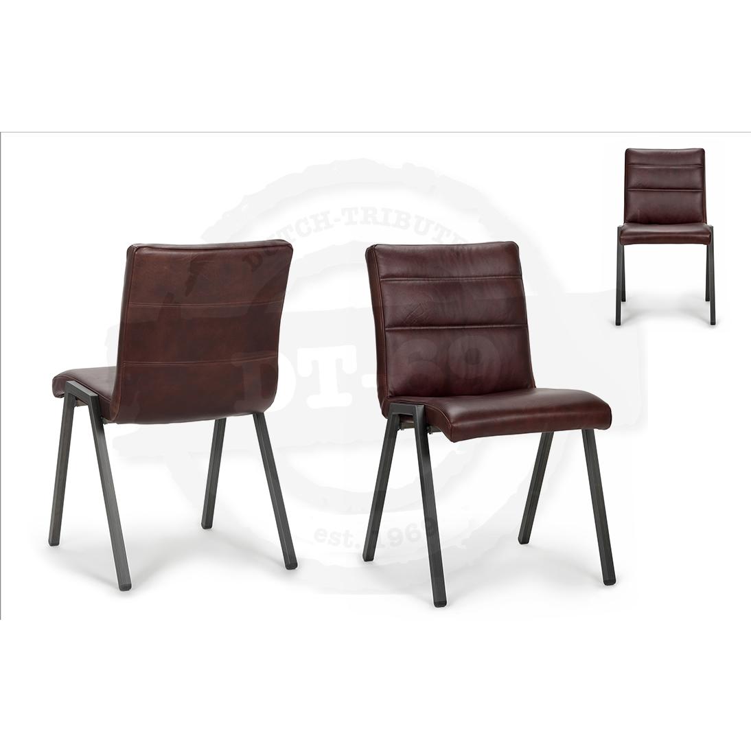 Industriële stoel Beam - zonder armleuning S007
