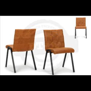 Industriële stoel Square - zonder armleuning S009