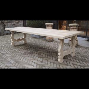 Haciënda tafel - eiken G005